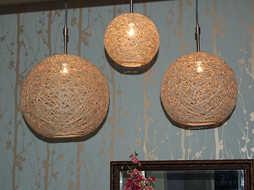 DIY Lampu Pendant